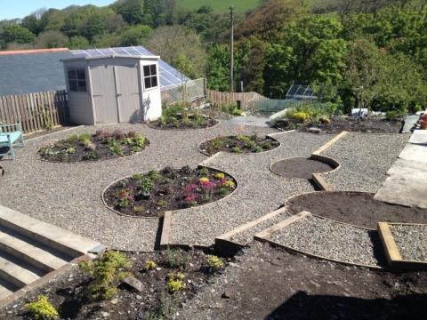 Cornish Garden Team3