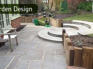 Andrew Montgomerie Landscape Contractors in Kent