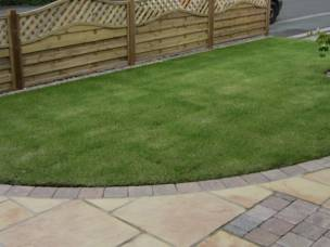 Garden Creation Services Ltd. in Leicestershire