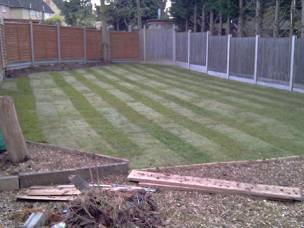 Oliver's Garden Services in Leicestershire
