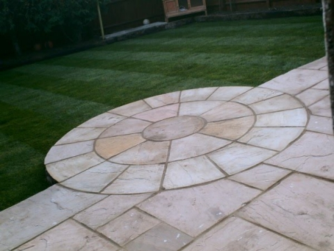 B LANDSCAPING AND FENCING 1