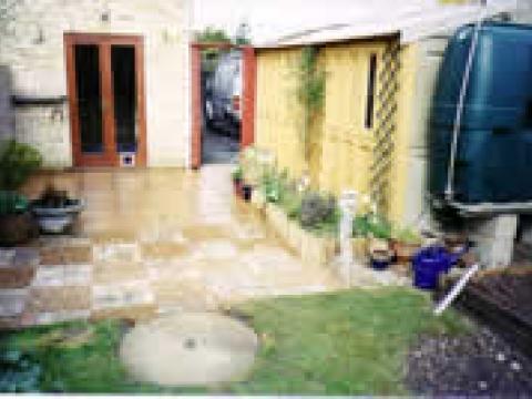 Blades Garden Services 1