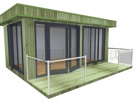 Garden Studio Rooms4