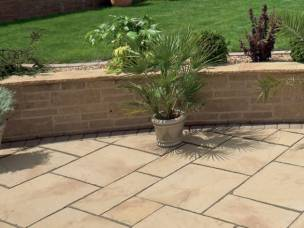 Sarum Paving in Wiltshire