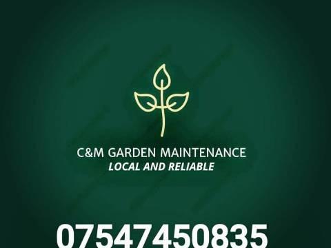 C&M GARDEN MAINTENANCE2