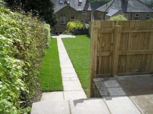Hunt Garden Landscaping in Derbyshire