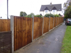 Longford Fencing & Landscaping Ltd in Gloucestershire