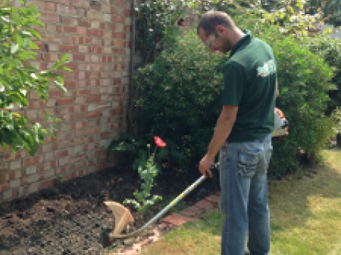 Gardeners Harrow Weald 1
